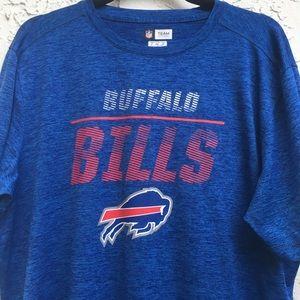 Buffalo Bills dry fit shirt large